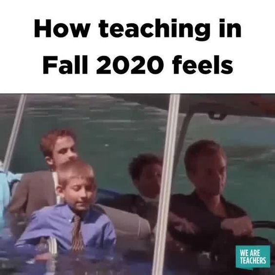 2020 Teaching Video Teacher Humor Teacher Memes Teaching