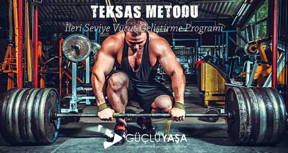 Teksas Metodu acemilikten orta seviyeye geçiş aşamasında size rehberlik edecek ve sizi bir adım daha ileriye taşıyacak.   #vücutgeliştirme #bodybuilding #egzersiz #gymmotivation #fitness #fit #kas #gym #motivasyon #fitlife #fityaşam #spor #antrenman #idman #muscle #vücut #yoga #kadın #kadınlaraözel #woman #arnold #halter #yaşam #cardio #kardiyo #türkiye #güçlüyaşa