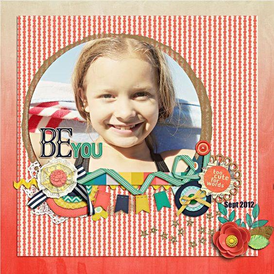Be You (Pixels & Company April 2015 kit)