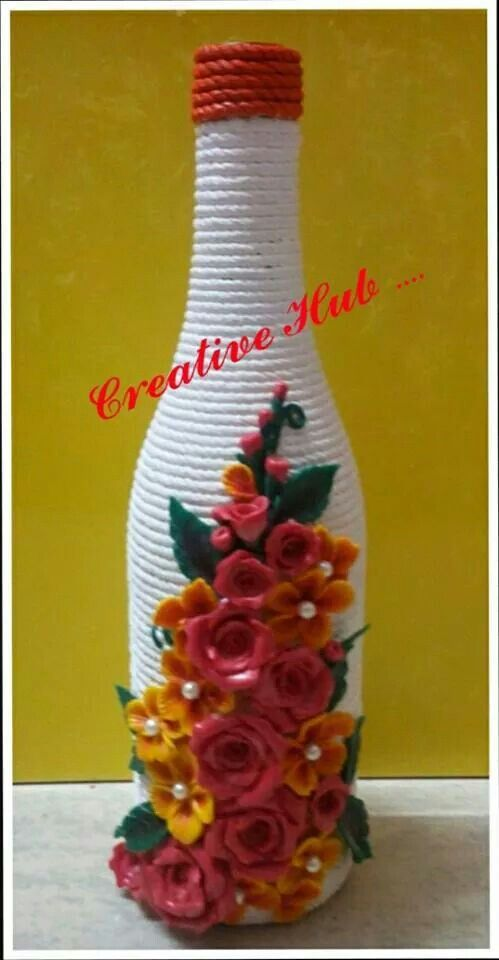 Pinterest the world s catalog of ideas for Craft using waste bottles