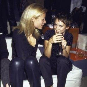 best looking best friends of the 90's - winona ryder and gwyneth paltrow. why aren't they friends anymore??!!