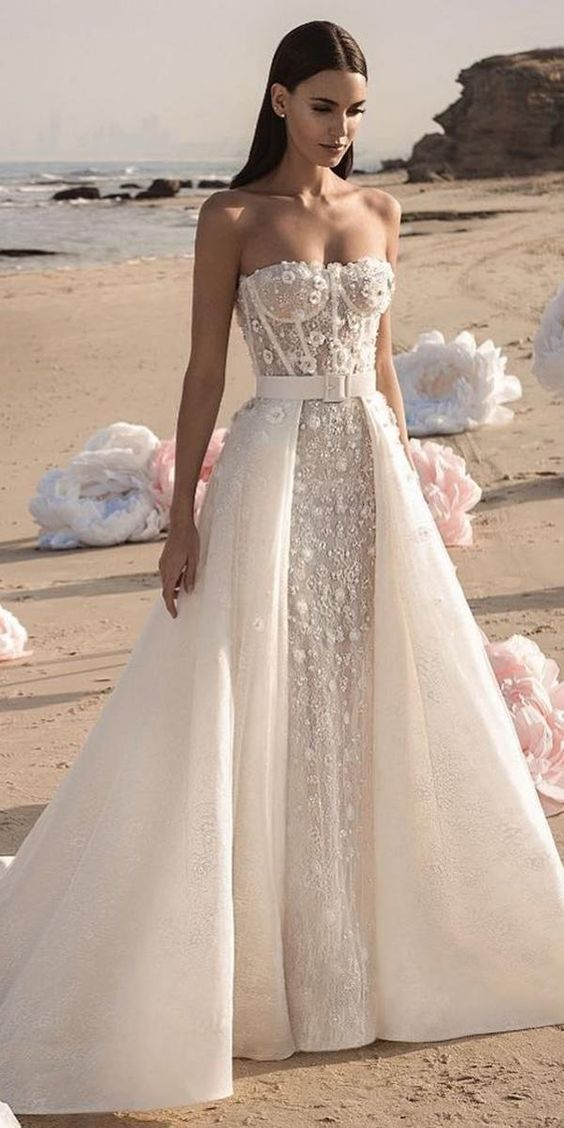 36 Absolutely Gorgeous Destination Wedding Dresses | Wedding Forward