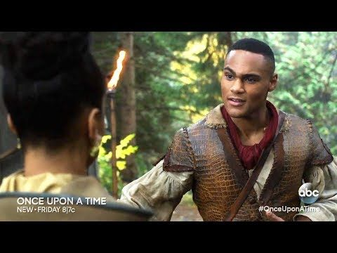 Once Upon A Time 7x12 Hook Tiana Meet Prince Naveen Youtube