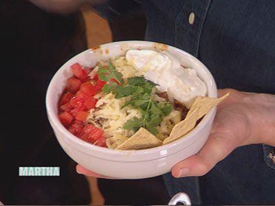Jimmy Fallon's Crock-Pot Chili Recipe | Cooking | How To | Martha ...