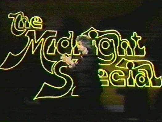 The Midnight Special with Wolfman Jack