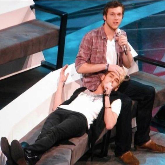 Colton and Phillip (: