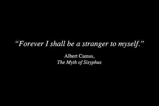 Allblack Camus Nietzsche Schopenhauer Nihilism Sarcastic Philosophy Tumblr Meme Quotes Dark Edgy A Edgy Quotes Quotes Deep Feelings Nihilism Quote