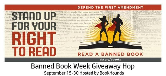 Banned Book Week #Giveaway Hop (INTL)