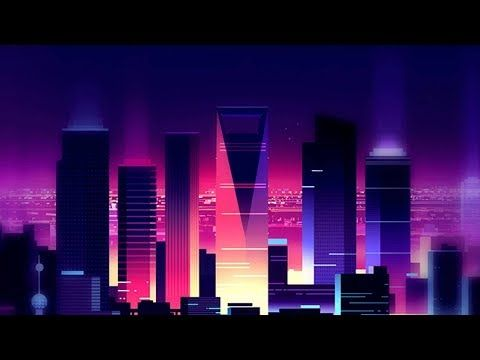 Infinity A Futuristic Synthwave Mix Chillwave Retrowave Youtube Synthwave Vaporwave Aesthetic Wallpapers