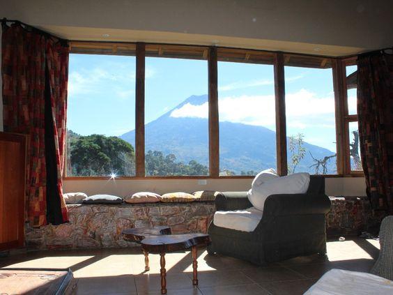 Antigua House Rental: **new** Nature Lovers Mountain Retreat Near Antigua | HomeAway