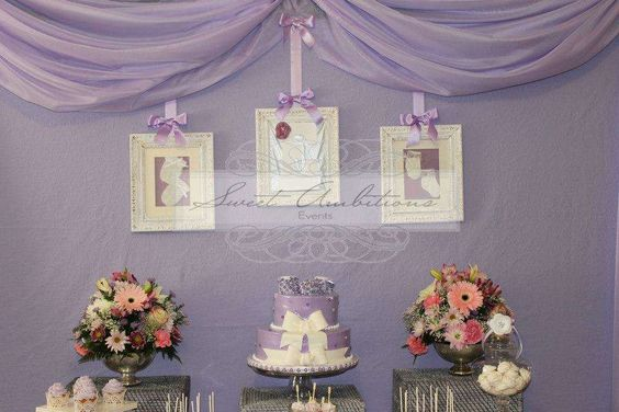Vintage Shabby Chic Baby Shower Party Ideas | Photo 6 of 12 | Catch My Party