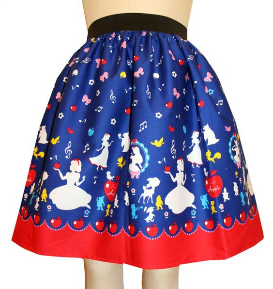 Hey, I found this really awesome Etsy listing at https://www.etsy.com/listing/228775201/snow-white-apple-border-full-skirt