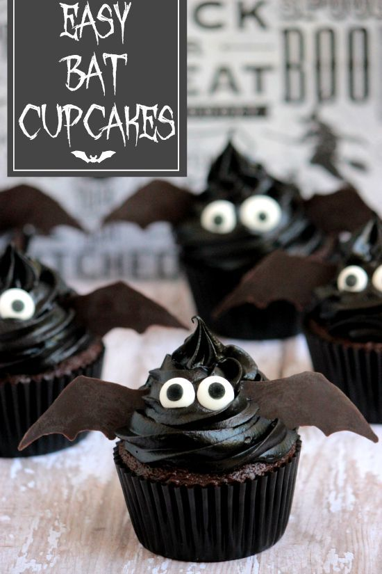 Pinterest the world s catalog of ideas for How to make halloween cupcakes from scratch