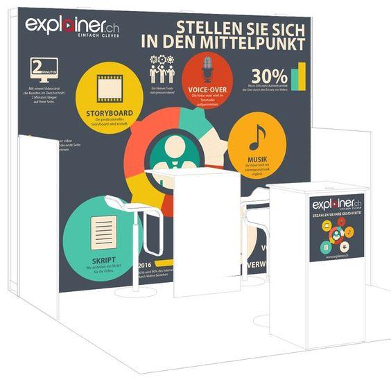 Erstellen Sie ein einmaliges Design f眉r eine Online Marketing Messe by Gabor…