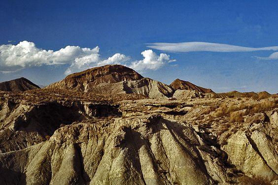 Desierto de Tabernas: