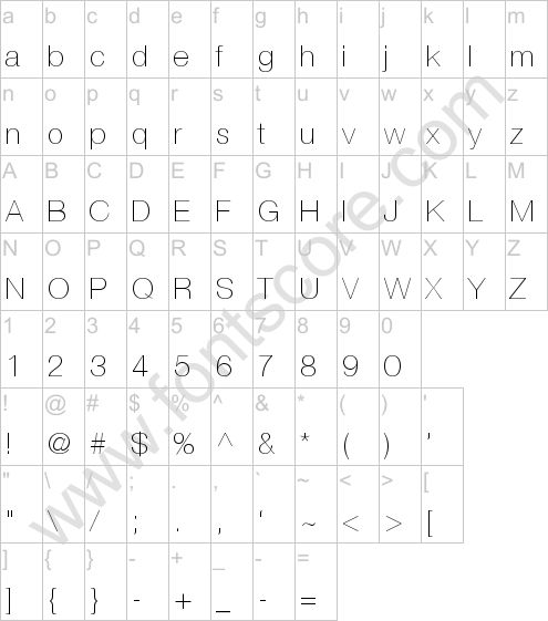 Free Download Font Helvetica Neue Lt Std 55 Roman - erogonface