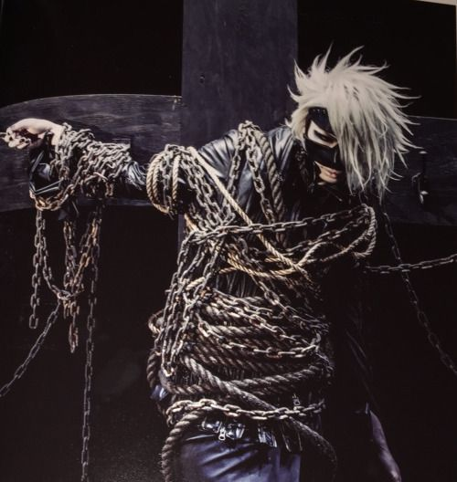 Reita the GazettE DOGMA