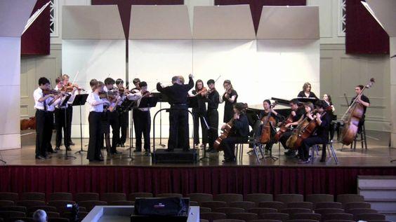 Brandenburg Concerto No. 3, BWV 1048 by J.S. Bach. Played by myco.