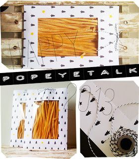 ♥ popeyetalk: #pasta #packaging PD
