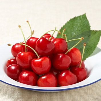 "Cherry ""Benisyuho"" from Yamagata"