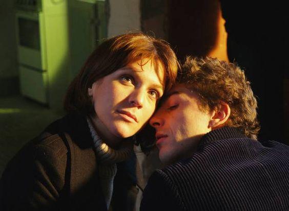Dieci Inverni (Ten Winters), Valerio Mieli, 2009. Isabella Ragonese as Camilla and Michele Riondino as Silvestro.