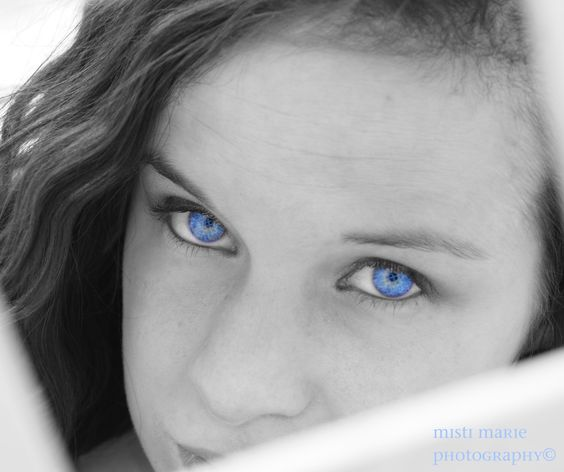 Blue Eyes ~ Rochester, IN ~ Copyright © Misti Marie Photography 2012