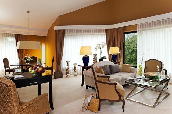 Park Suite at #Kempinski Hotel Frankfurt