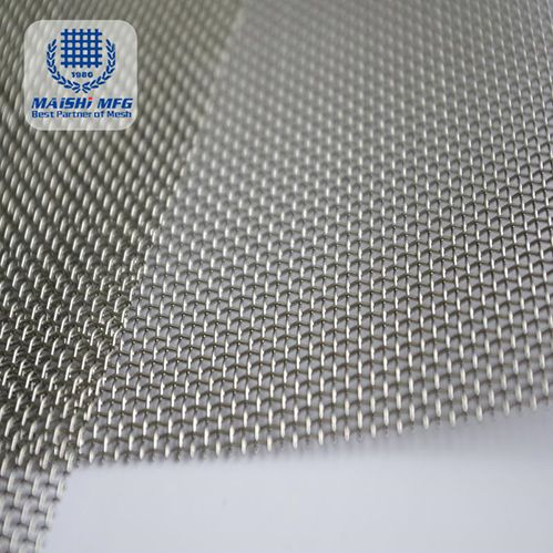 Food Grade Stainless Steel Wire Mesh Screen Mesh Wire Mesh Screen Stainless Steel Wire Mesh Screen