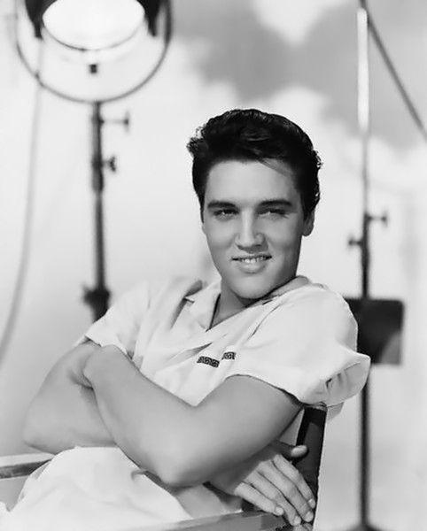 Afterschool pastime: watching Elvis films. Dad loved his music.