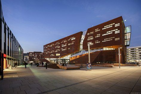 Teaching Center, Vienna, 2013 - BUSarchitektur