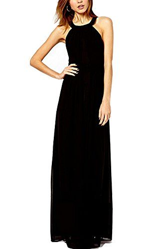 L'ALYSSE Women Sexy Halter Sleeveless Long Maxi Evening Bodycon Dress(Black,XL) L'alysse http://www.amazon.com/dp/B015MYMVI2/ref=cm_sw_r_pi_dp_fK7Hwb0XZ4AJS
