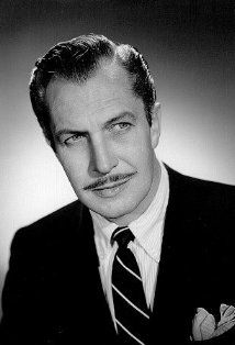 """Vincent Price. So underrated! """"The Tingler"""" is my favorite. He was genuinely a handsome man."""