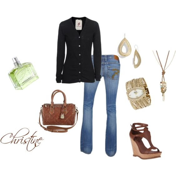 Outfit, created by christinec1972 on Polyvore