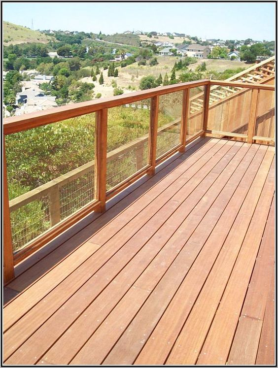 Ideas about glass railing system on pinterest