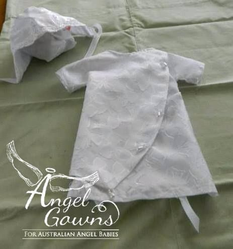 Pinterest the world s catalog of ideas for Donate wedding dress baby burial