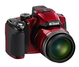 proud new owner of the Nikon Coolpix P510