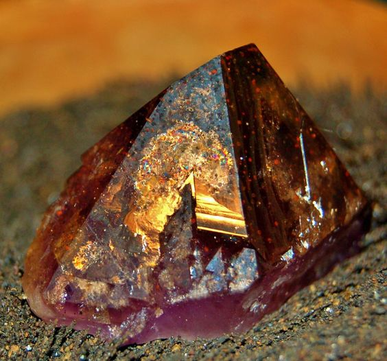 Tuning in: Accessing Your Higher Guidance with Crystals » Adrienne Goff