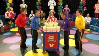 The Wiggles - Hot Poppin Popcorn, via YouTube.