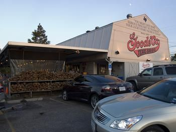 Goode Co barbecue - Kirby