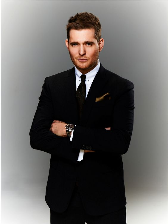 "Michael Bublé -- can't stop listening to his new album ""To Be Loved""!!!"