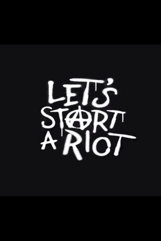 Riot-three days grace