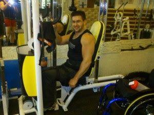 A importância da musculação na vida dos cadeirantes ~ PcD On-Line