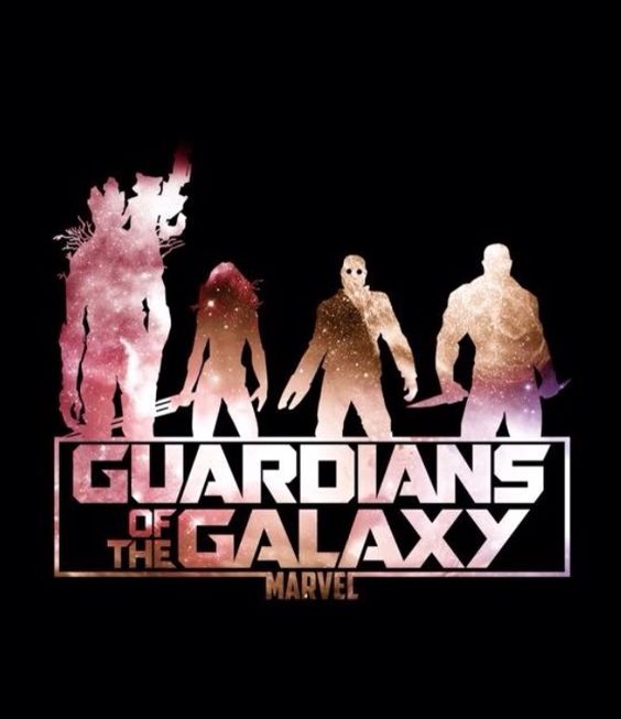 We're the Guardians of the Galaxy