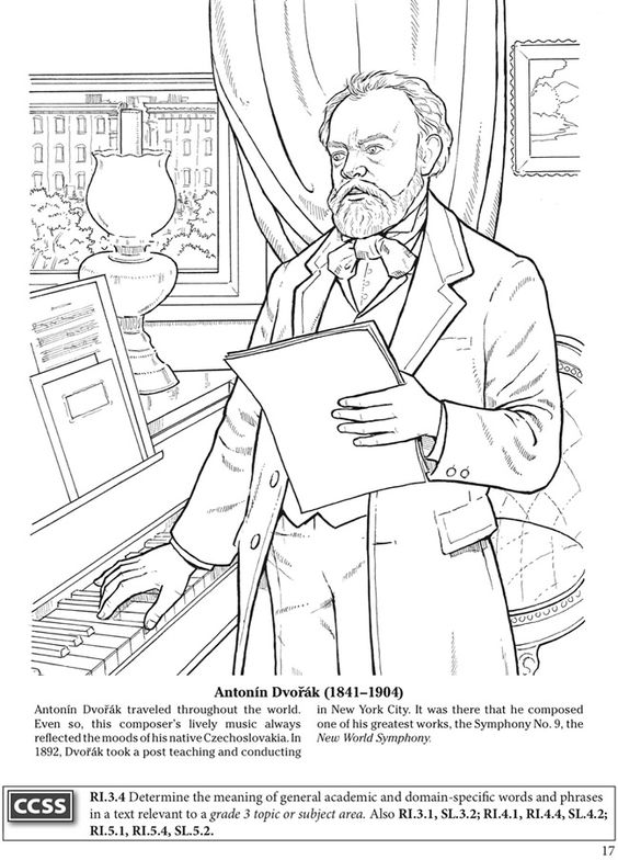 handel coloring pages - photo#7