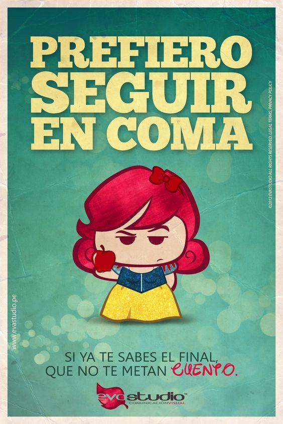 """""""Antes que princesa, MUJER"""" / Día Internacional de la Mujer (8 de Marzo)."""