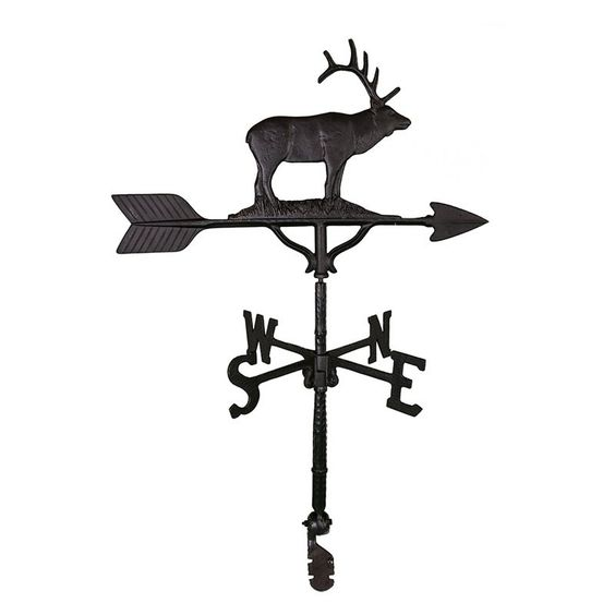 Black Elk Weathervane - 32 in. - WV-247-SB