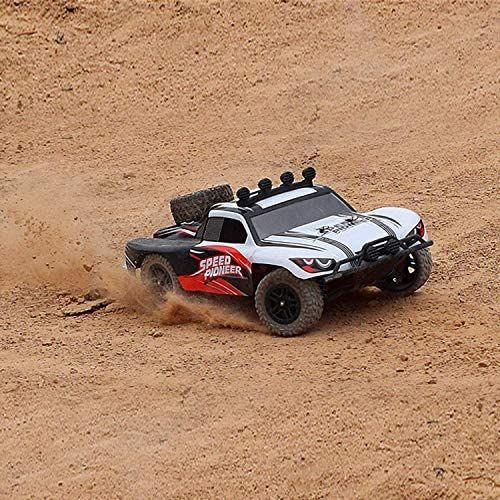 Funtech Rc Car High Speed Remote Control Car 1 18 Scale 2 4 Ghz Radio Fast 30 Mph 4x4 Off Road Remote Control Trucks Remote Control Trucks Best Rc Cars Rc Cars