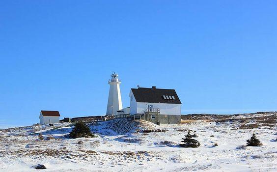 Cape Spear, St. John's, NL:
