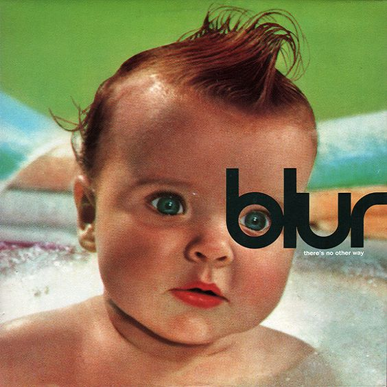 Blur – There's No Other Way (single cover art)