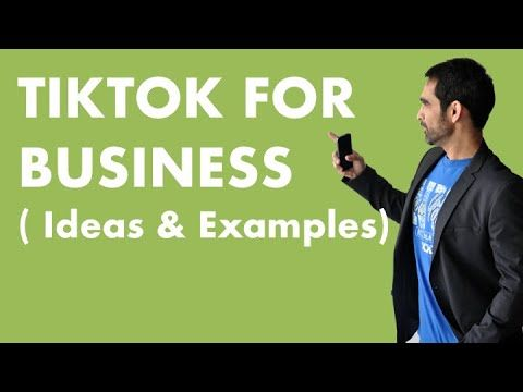 How To Use Tiktok For Business Also Is The Tiktok App Worth It For Business Owners And Marketers Business Content Growth Marketing Digital Marketing Training